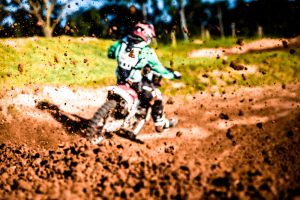 Dominic Brrne Motocross and action Sports